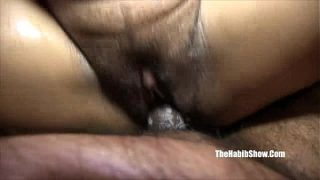 19yr pregnant pussy fucked by hairy paki lover