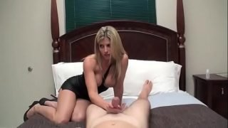 Hot Mom Cory Chase wanna get pregnant with son