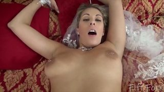 Impregnation horny babe all talking about it