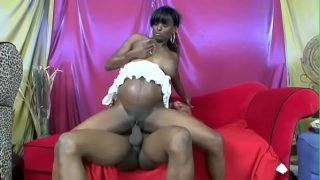 Pregnant beauty Chocolate gets stuffed full of cock